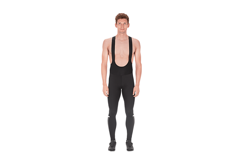 CUBE BLACKLINE Bib Tights w/o Pad