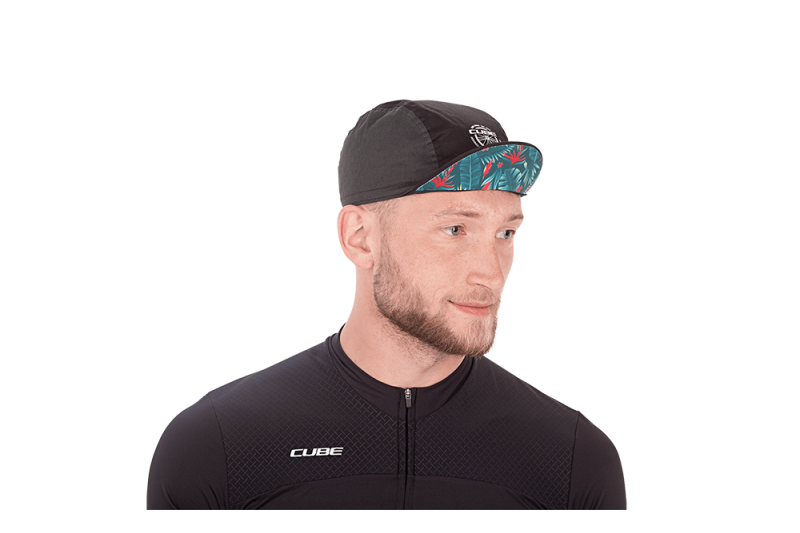 CUBE Race Cap Tropical