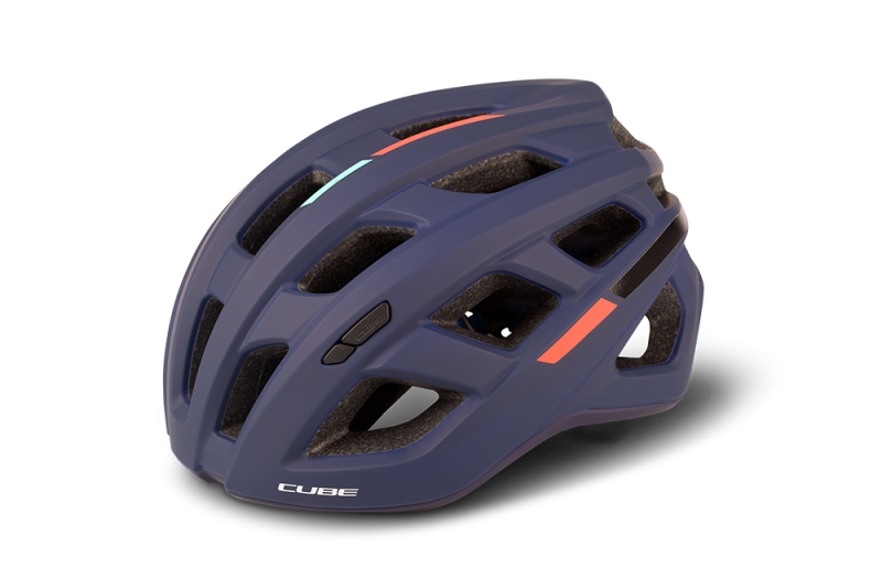CUBE Helmet ROAD RACE Teamline