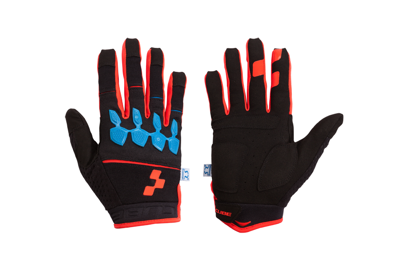 Gloves RACE Armourge® Long Finger