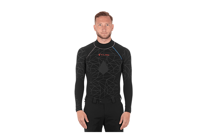 CUBE Baselayer Race Be Warm L/S