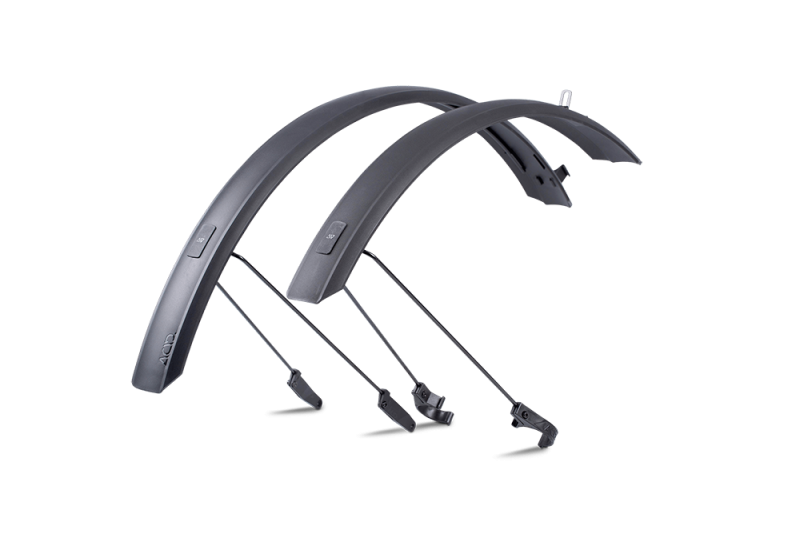 ACID Mudguard Set MTB 65 with stays