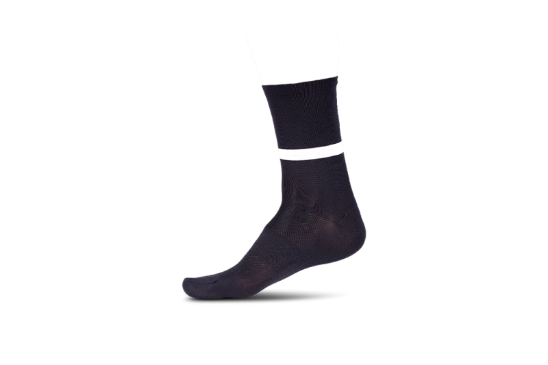 CUBE Socks High Cut Blackline