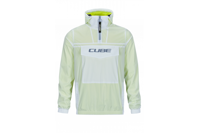 CUBE Pullover Jacket