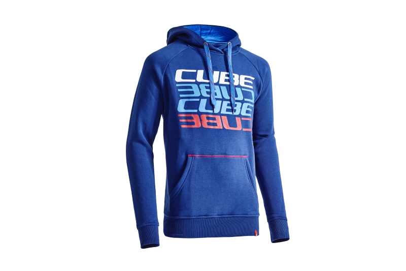 Hoody Cube Mirrored Letters