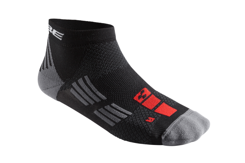 Socks Race Cut BLACKLINE