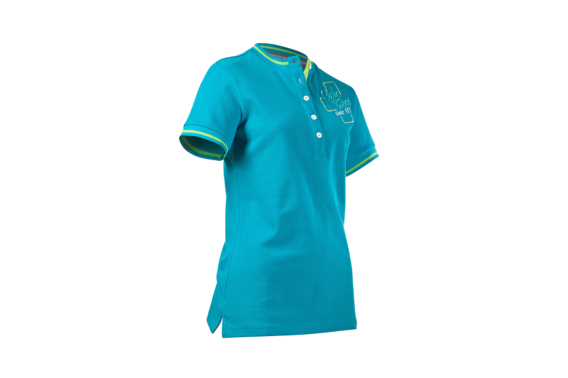WLS Polo Shirt Cube 93