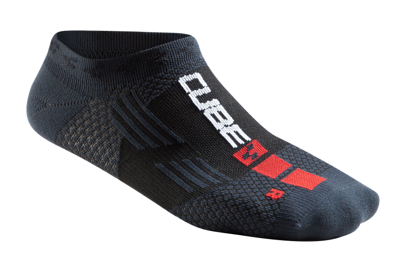 Socks Air Cut BLACKLINE