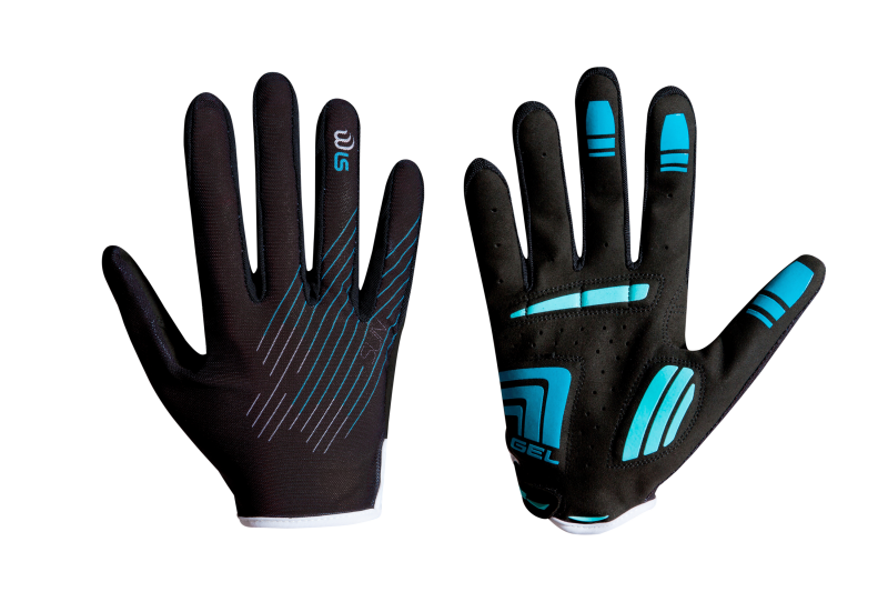 Natural Fit WLS Gloves Sun Long Finger