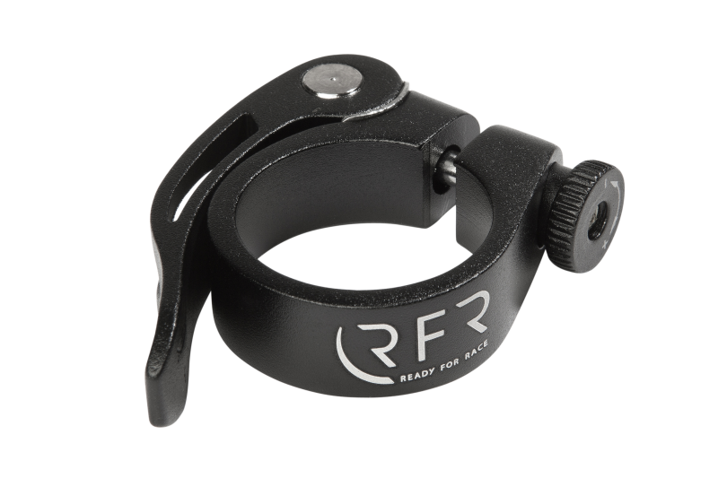 RFR Seatclamp with Quick Release black 34,9 mm