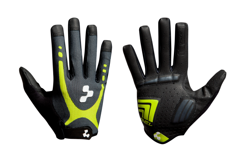 Natural Fit Gloves TOUCH Long Finger