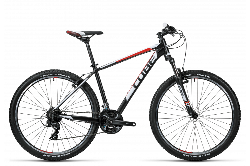Aim 27.5 black´n´red 2016