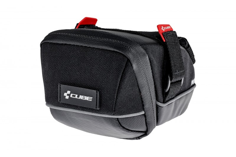 Saddle Bag PRO M black