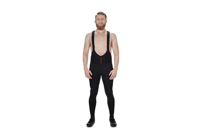 BLACKLINE Bib Tights w/o Pad