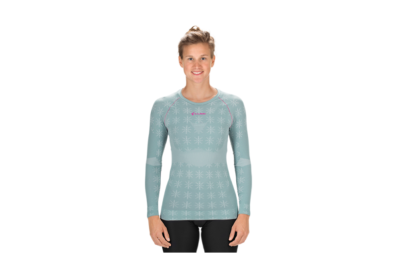 CUBE Baselayer WS Race Be Cool L/S