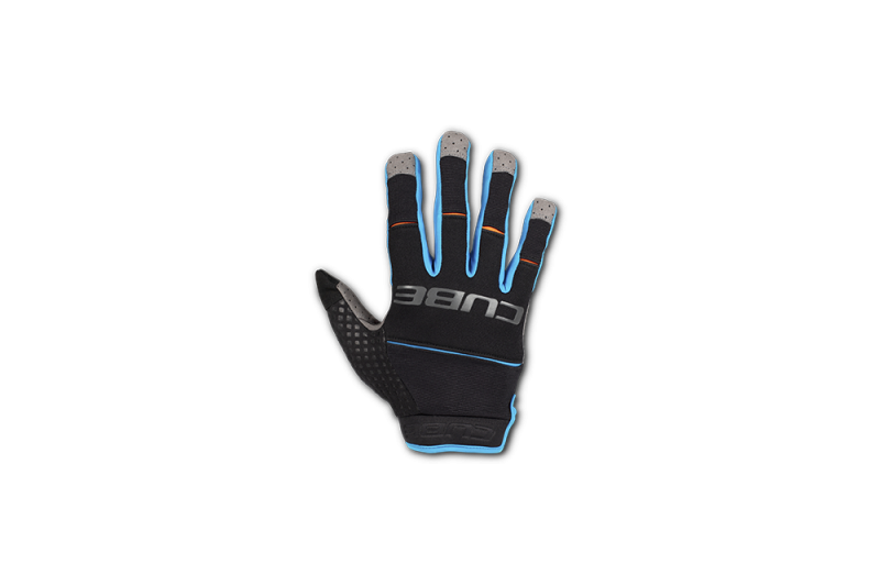 CUBE Gloves Performance long finger X Action Team