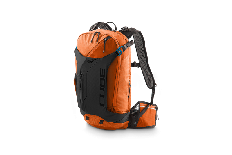 CUBE Backpack EDGE TRAIL X Action Team