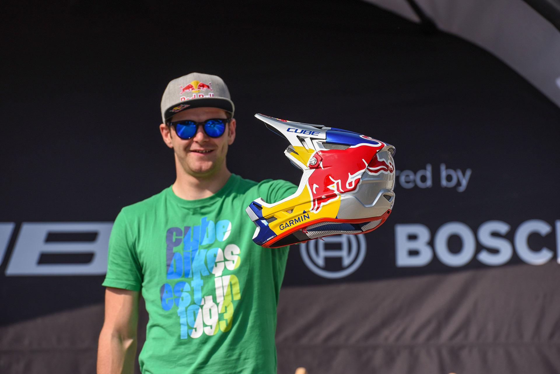 Véritable consécration pour un athlète, Greg Callaghan fait à présent partie du Red Bull Media House. © Claus Wachsmann