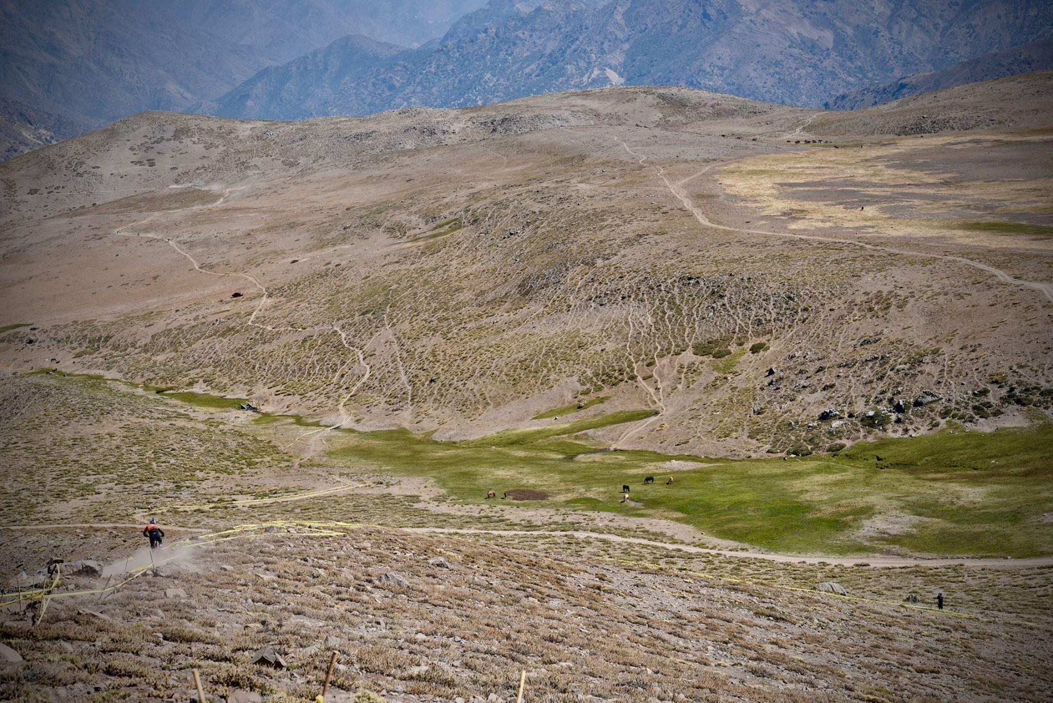 Les Andes et ses paysages aussi impressionnants qu'envoûtants.