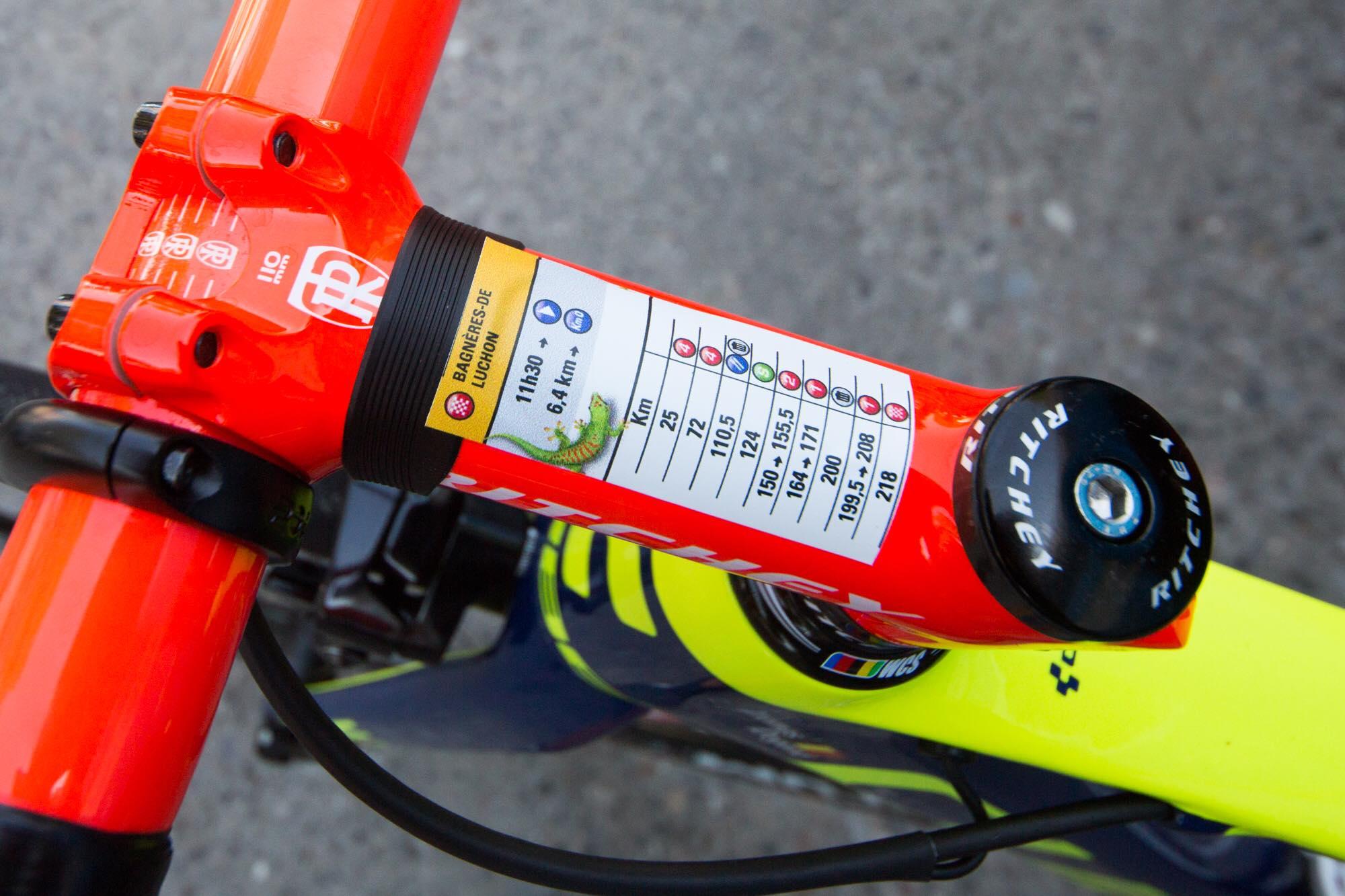 3 difficultés étaient au programme de la 16ème étape du Tour de France 2018.