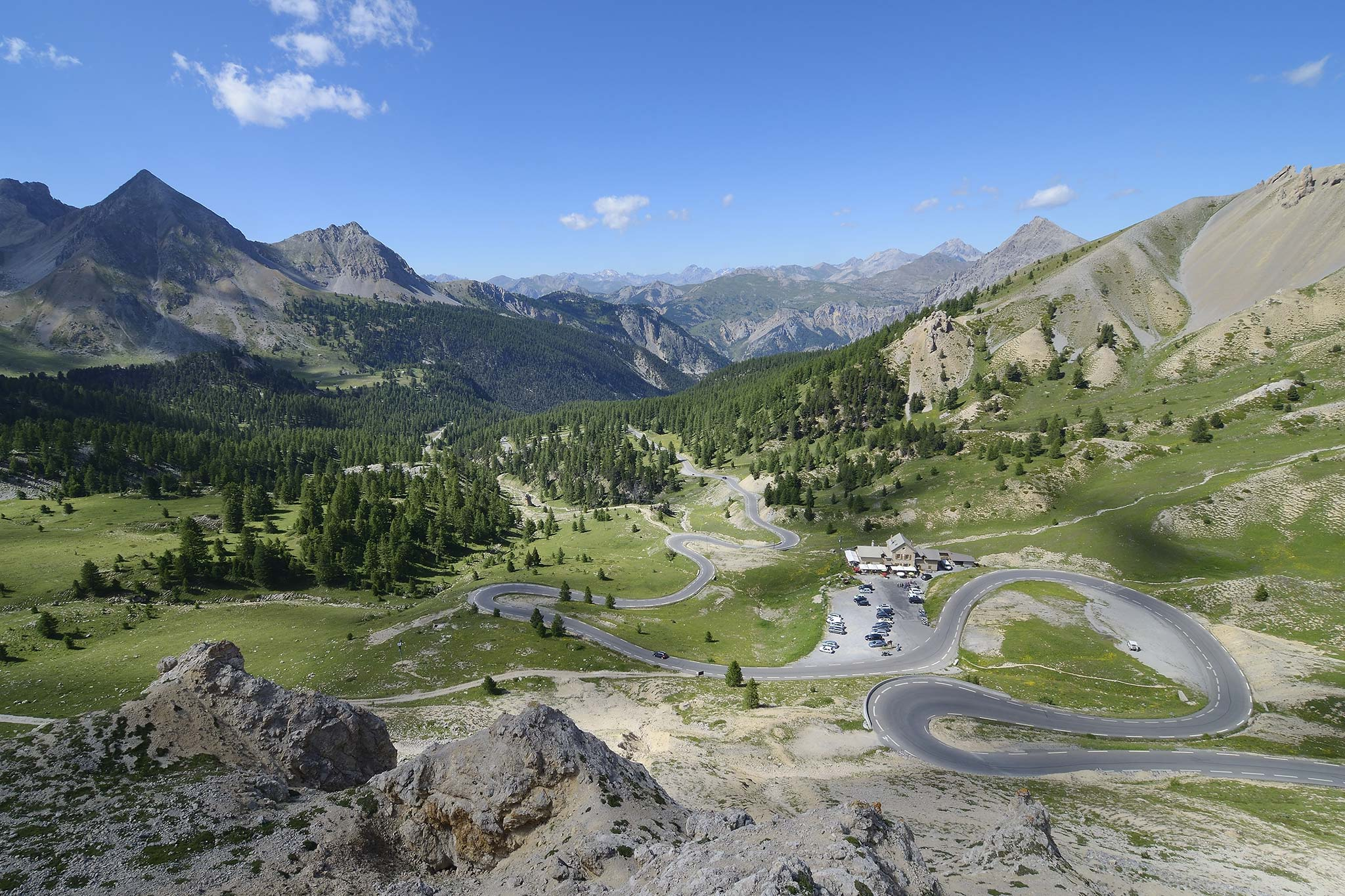 Col d'Izoard © Shutterstock