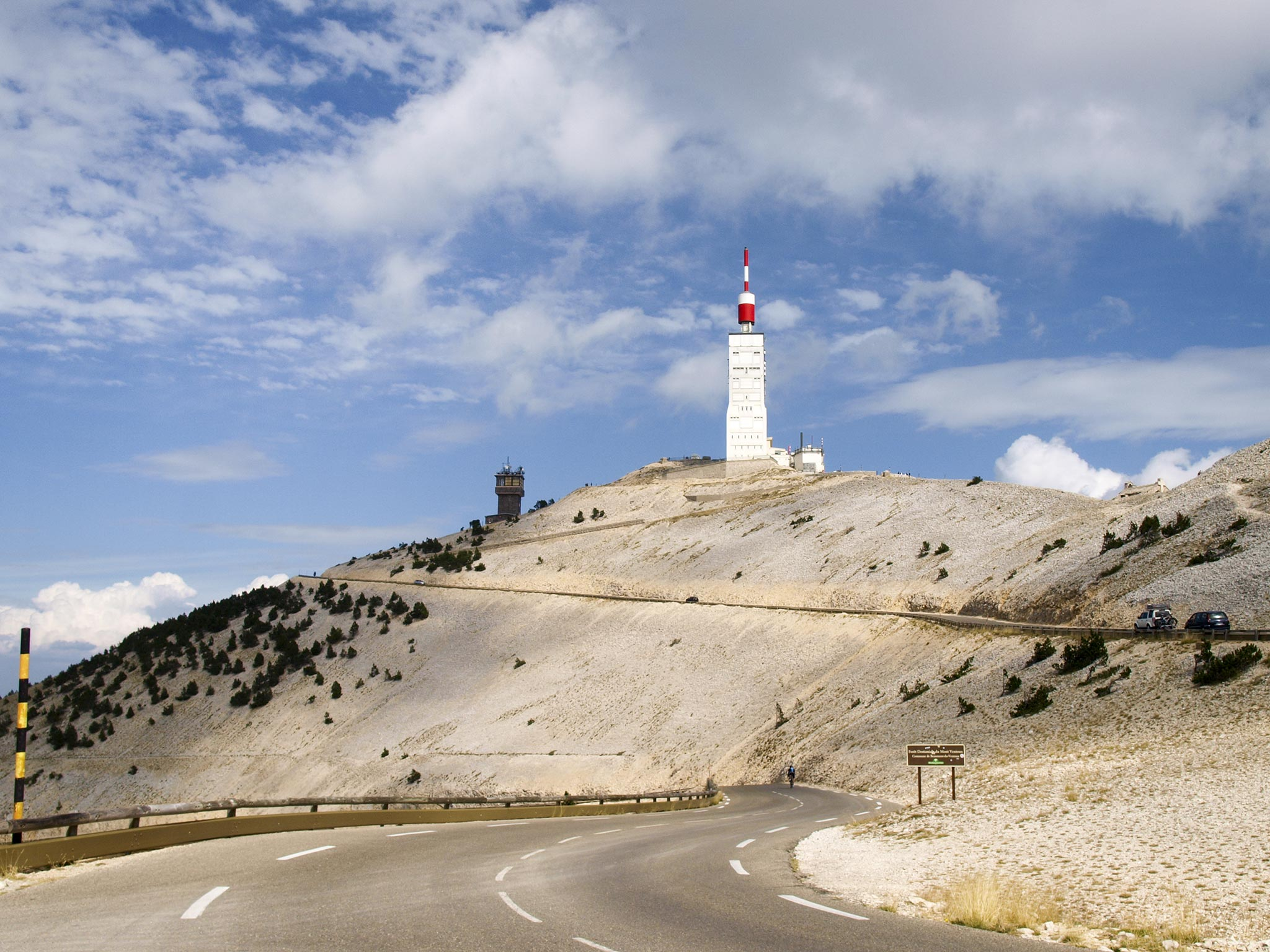 Mont Ventoux © Shutterstock