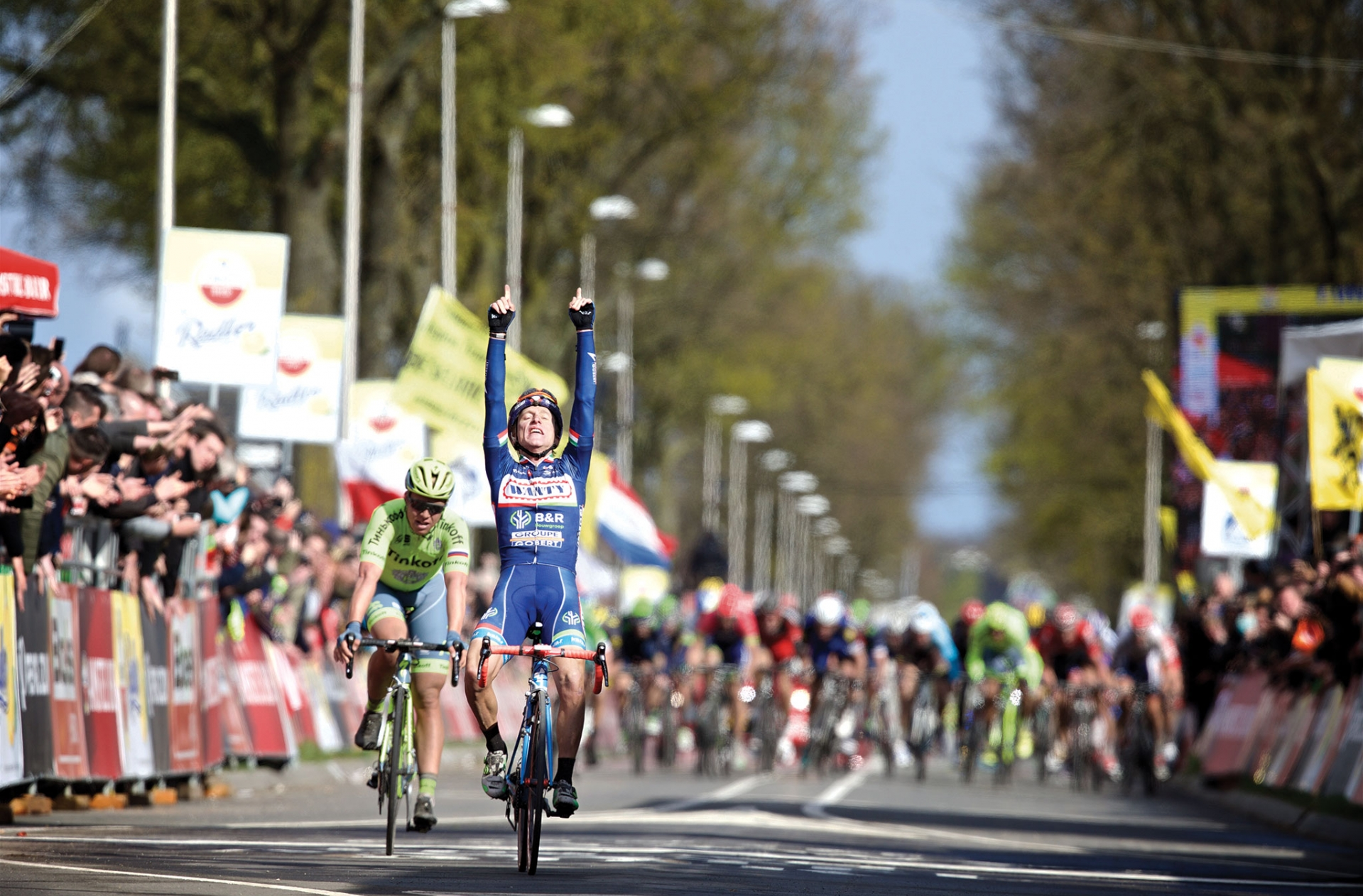 Wanty-Groupe Gobert remporte l'UCI Europe Tour
