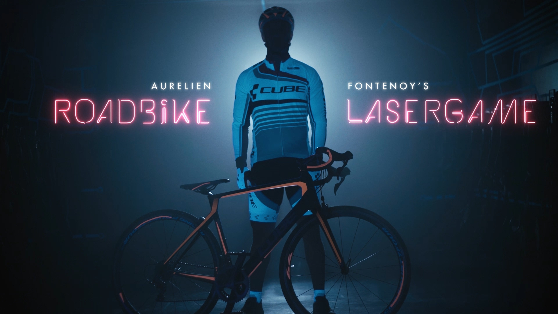 Aurélien Fontenoy - Course poursuite au Laser Game