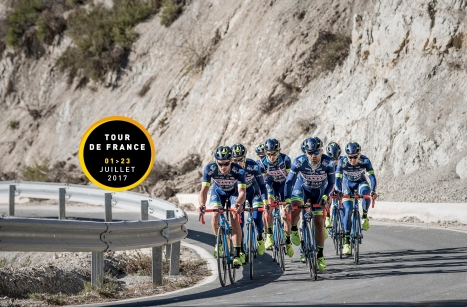 Wanty-Groupe Gobert : #DestinationParis