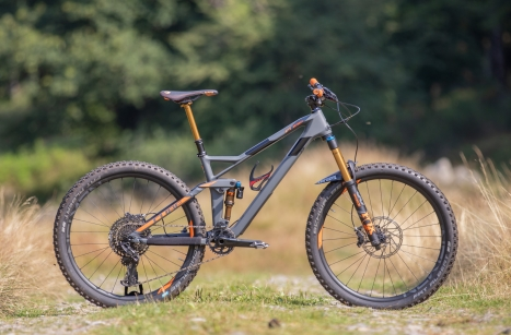 Stereo 140HPC TM : All-Mountain bodybuildé ou petit Enduro ?