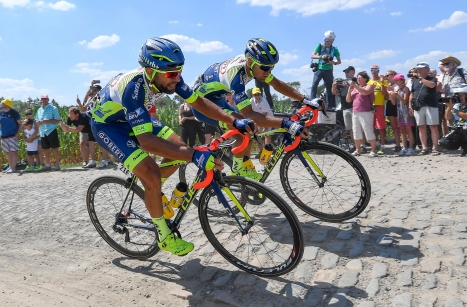 Tour de France 2019 : Wanty-Gobert Cycling Team au départ à Bruxelles