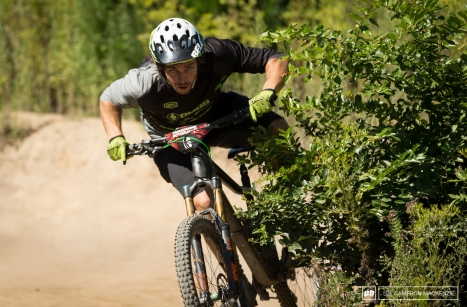 Matt Walker remporte l'Enduro des Crankworx