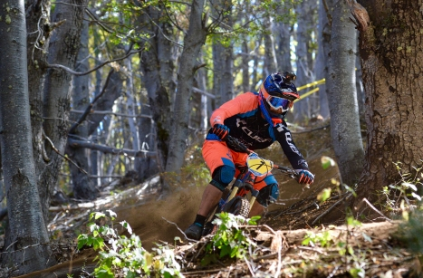 Nicolas Lau 5ème des Enduro World Series