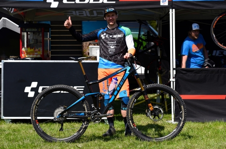 Stereo 140 C:62 29 SL – Vainqueur des Enduro World Series de Wicklow